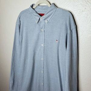 Southern Proper Shirts - Southern proper button down shirt long sleeve XXL